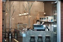 Coffee Shop / design