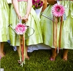PCF Weddings - Flower Girl / http://www.pcfweddings.com / by Port Charlotte Florist