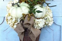 wreaths and such / Ideas for my piddling n peddling.... / by Pam Taylor