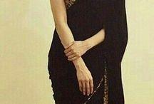 Velvet saris