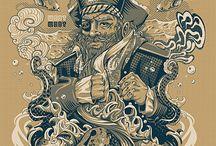 Ink & Flash / by Ryan Peery