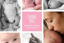 Olivia Thank You Cards