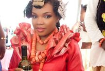 Nigerian Wedding: Efik Brides