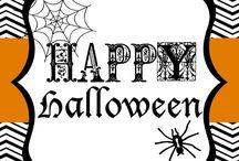 Halloween / by Katie Hunter