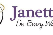 Specials / Janette's I'm Every Woman! TV Specials