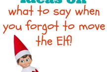 Elf Stuff / by Wendy Rogers-Money