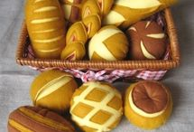 felt foods - bread