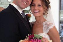 Weddings / Bridal hair and makeup