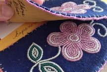 broderie en perles / by kaouther tabti