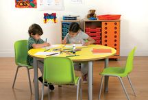 Classroom Furniture / We offer an extensive range of classroom furniture designed for primary schools, pre-schools and nurseries. Our early years' furniture includes classroom tables and chairs, school storage and classroom trays.