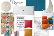 Home Project Inspiration / Ideas for my home decoration: clean and elegant with room for kids to play