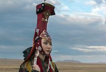 The  Incredible Dukka people and others from Mongolia.