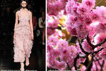 Think Pink / Welke stijl je ook ziet in zowel interieur als op de catwalk, overal zie je roze. Zuurstokroze, pastelroze of nude. In bijna iedere collectie komt roze wel terug; soms als compleet item maar steeds vaker als accent. Soms amper waarneembaar, maar wel aanwezig in print of accessoire.