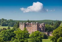 Drumlanrig Castle / Best Intent Marquees are delighted to work with one of the finest venues in Dumfries, Drumlanrig Castle.