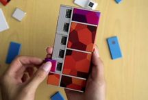 New Mobiles and concepts / A board that links to new and concept designs of mobile phones