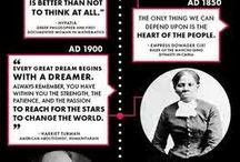 Women's History bits & bobs
