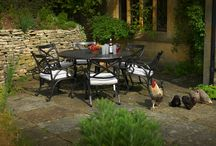 Oxley's Riviera Range / In 2013, we launched our latest line of luxury outdoor furniture; the Riviera Range.