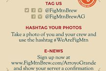 Fig Facts / Learn all about Figueroa Mountain Brewing Co. including how to follow each taproom online!