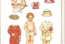Papirdukker / barneaktiviteter