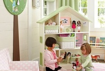 Play Room- Toy Room / by Linda Matina
