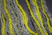 Spinning and fiber art