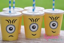 Abram's Despicable Me 2 party / by Andrea Mejia