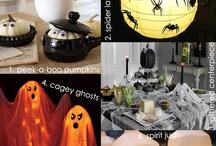 Halloween/Fall decorations