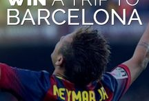 Win a Trip to Barcelona with Optical Express & Police Lifestyle / Optical Express Magazine and Police  are celebrating the upcoming 2014 World Cup by offering one lucky winner and a friend the chance to win a trip to Barcelona, home of Brazilian superstar Neymar Junior.  Visit http://www.opticalexpressmagazine.co.uk/barcelona to enter