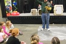 Educational Outreach bird of Prey Programs