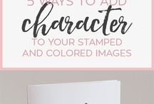 Stamping / Everything you ever wanted to know about stamping and paper crafts. Make the perfect scrapbook page, card or project with perfect stamping.