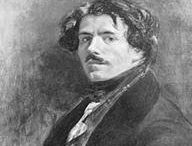 Delacroix Euguste - Ευγένιος Ντελακρουά