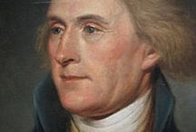 Thomas Jefferson / This board is about the 3rd President of the United States