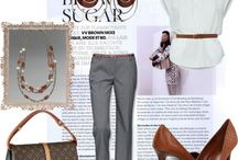 Clothes~ n~ Colors that go perfect togethere / by Ana Acevedo Pacheco