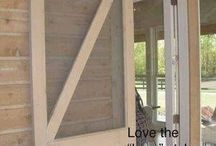 wood and doors