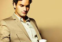 Roger Federer / The best tennis player!