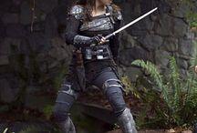Commander Lexa - Alycia