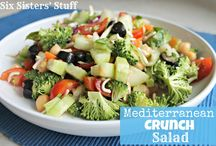 Recipes to Try: Salads / by Brandie Smith