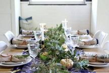 10 Beautiful Simple Thanksgiving Table Ideas