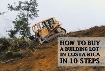 Costa Rica building lots