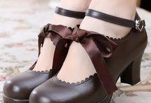 ✨Lolita's shoes ideas