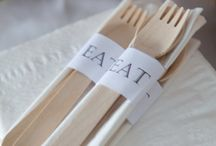 Wedding Cutlery Wraps
