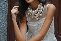 Pearls in Fashion / Pearls are a timeless fashion accessory for every girl and woman. Stay up-to-date with the latest pearl trends! Visit www.addapearl.com to create your own pearl jewelery legacy.