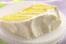 Cakes / by Karen Pollard