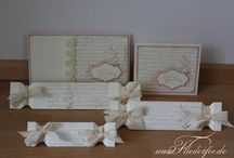 stampin up/cards / by Lena