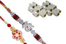 Rakhi with Sweets / We offer you the facility to send rakhi with sweets in the US, UK, Australia as well as anywhere in India.