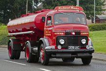 Legendary & Oldtime COMMER trucks / Trucks of the oldtime and extincted brand COMMER.