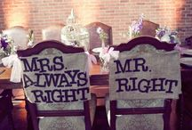 Wedding Ideas / by Kellie Rose Dowton