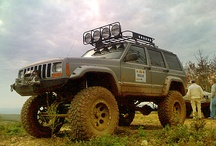 Jeeps and other 4x4 / by Todd Worsley