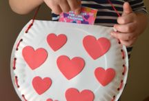 Prek Valentine Crafts