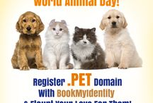It's World Animal Day Today!